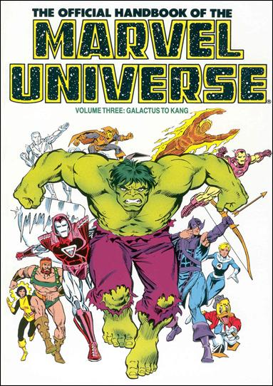 official handbook of the marvel universe a to z volume 10