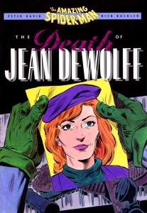 0815 Spider-Man The Death of Jean DeWolff