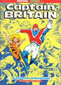 0824 Captain Britain Vol 1