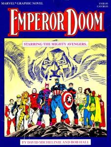 0853 Emperor Doom