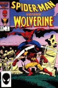 0854 Spider-Man vs Wolverine