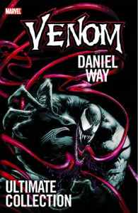 Venom By Daniel Way Ultimate Collection Cover
