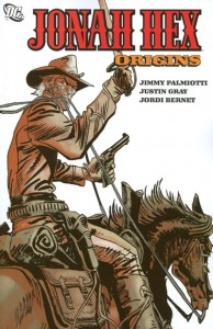Jonah Hex Volume 3 Origins Cover