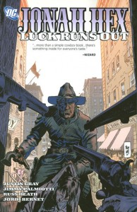 Jonah Hex Volume Five Luck Runs Out Cover