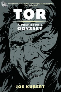 Tor A Prehistoric Odyssey Cover