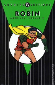 Robin Archives Vol. 2
