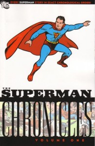 Superman Chronicles Volume 1 Cover