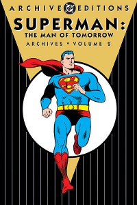 Superman The Man Of Tomorrow Archives Vol. 2