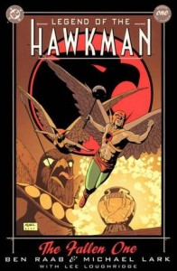 Legend Of The Hawkman Book One