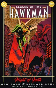Legend Of The Hawkman Book Three