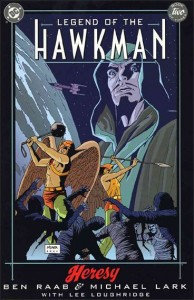 Legend Of The Hawkman Book Two