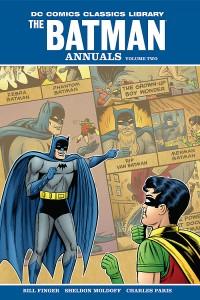 Batman The Annuals Vol. 2