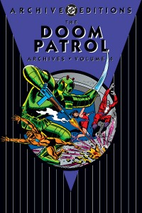 The Doom Patrol Archives Volume 4