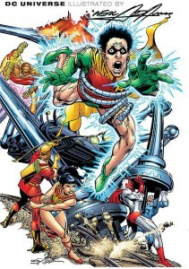 DC Universe Illustrated By Neal Adams