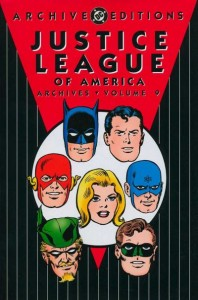 Justice League Of America Archives Vol. 9