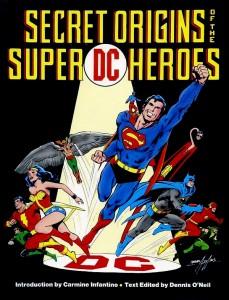 Secret Origins Of The Super DC Heroes
