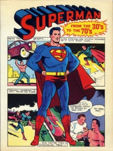 Superman From The 30s To The 70s