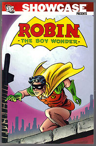 Showcase Presents: Robin The Boy Wonder