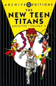 New Teen Titans Archives Vol 4