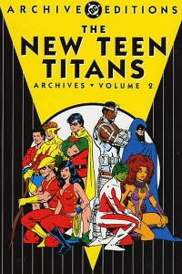 The New Teen Titans Archives Volume 2