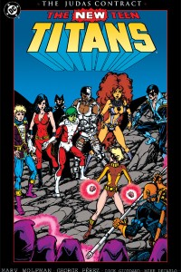 New Teen Titans Judas Contract