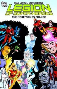 legion of superheroes the more things change