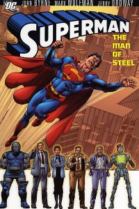 superman the man of steel vol. 2
