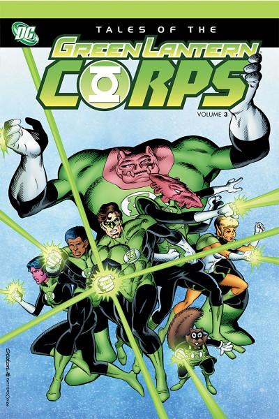 trade reading order green lantern corps