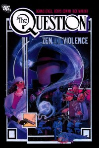 the question - zen and violence
