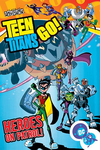 Needs Heroes On Patrol Teen 29
