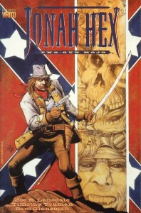 Jonah Hex Two Gun Mojo Cover