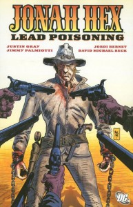 Jonah Hex Volume 7 Lead Poisoning Cover
