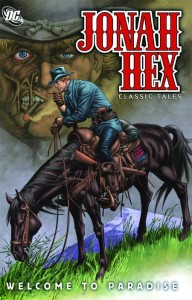 Jonah Hex Welcome To Paradise Cover