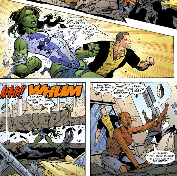 Trade Reading Order » Review: She-Hulk Vol  1: Single Green