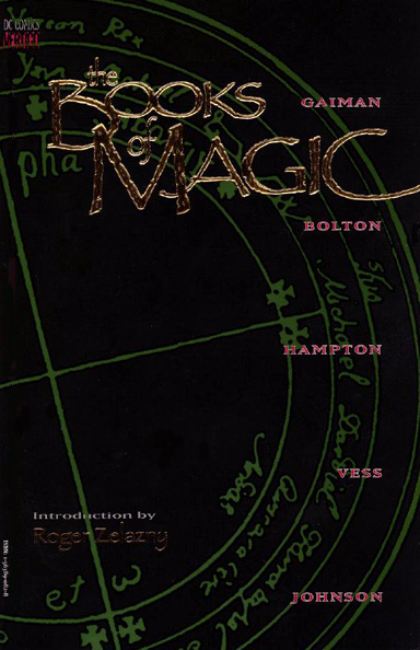 Review: The Books Of Magic | Trade Reading Order