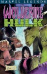 Wolverine Legends Vol 1 Wolverine Hulk