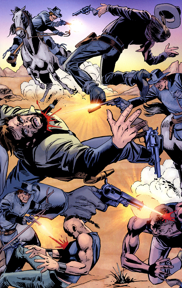 Trade Reading Order 187 Review Jonah Hex Counting Corpses