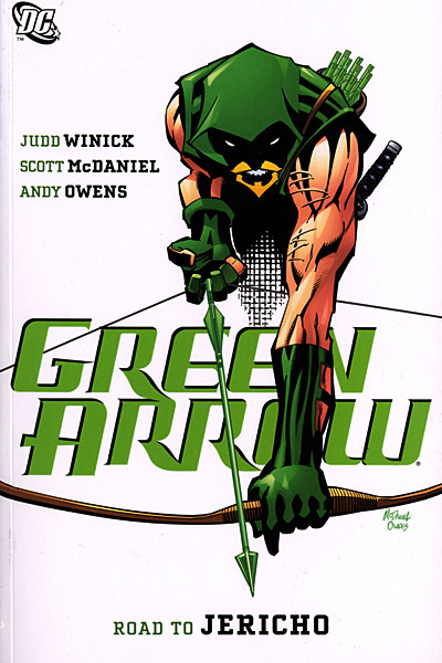 Show Case : Green Arrow Green-Arrow-Road-To-Jericho
