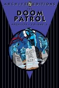 The Doom Patrol Archives Volume 5
